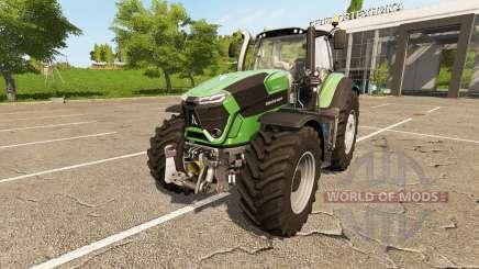 Deutz-Fahr 9290 TTV Agrotron [pack] для Farming Simulator 2017