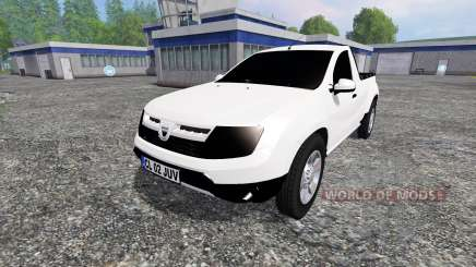 Dacia Duster Pickup для Farming Simulator 2015
