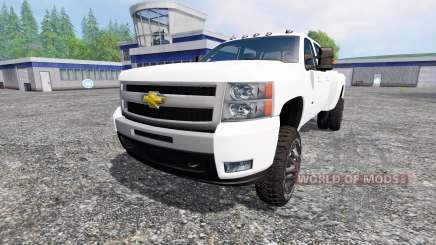Chevrolet Silverado 3500 2008 для Farming Simulator 2015