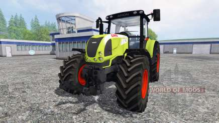 CLAAS Arion 620 v2.0 для Farming Simulator 2015