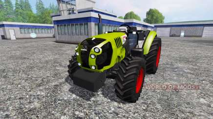 CLAAS Arion 650 [pack] для Farming Simulator 2015