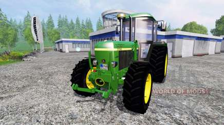 John Deere 3050 для Farming Simulator 2015