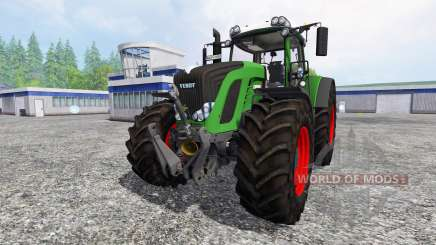 Fendt 939 Vario Wheelshader [washable] для Farming Simulator 2015