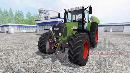 Fendt 818 Vario TMS v2.0 для Farming Simulator 2015