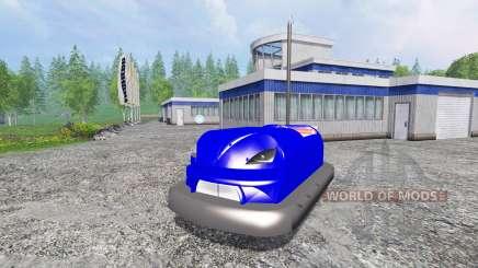 Бамперная машинка для Farming Simulator 2015
