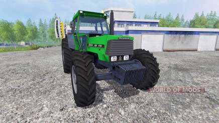 Torpedo RX 170 v1.1 для Farming Simulator 2015