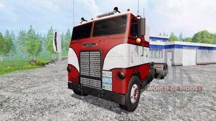 Freightliner White WF для Farming Simulator 2015