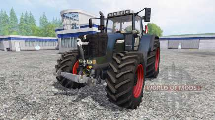 Fendt 930 Vario TMS v2.2 для Farming Simulator 2015