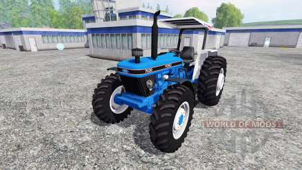 Ford 7630 для Farming Simulator 2015