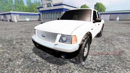 Ford Ranger 2001 для Farming Simulator 2015