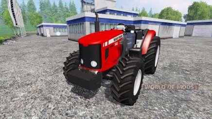 Massey Ferguson 5445 [pack] для Farming Simulator 2015