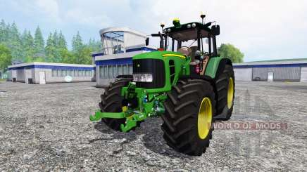 John Deere 6930 для Farming Simulator 2015