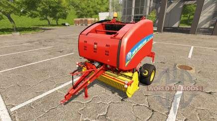 New Holland Roll-Belt 460 для Farming Simulator 2017