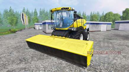New Holland FR 850 для Farming Simulator 2015