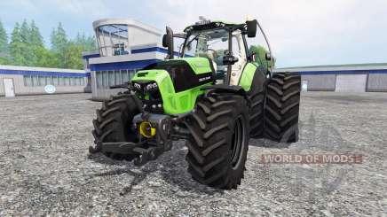 Deutz-Fahr Agrotron 7250 TTV v6.0 для Farming Simulator 2015