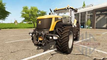 JCB Fastrac 8280 для Farming Simulator 2017