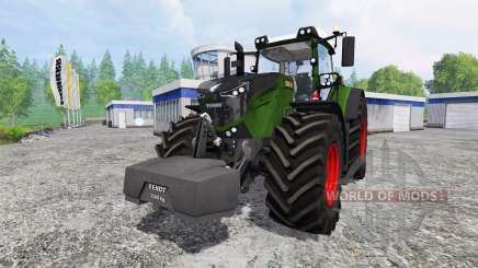 Fendt 1050 Vario [washable] v3.0 для Farming Simulator 2015