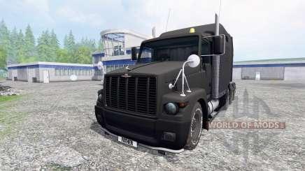 ГАЗ Титан v4.5 для Farming Simulator 2015