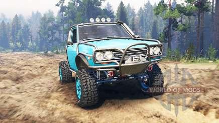 Datsun 510 Truggy BC для Spin Tires