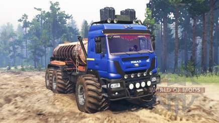 Ямал В-6 для Spin Tires