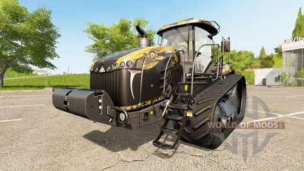 Challenger MT845E Field Python для Farming Simulator 2017