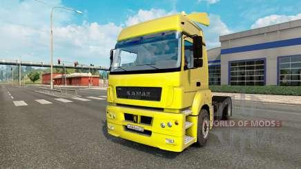 КамАЗ-5490 для Euro Truck Simulator 2