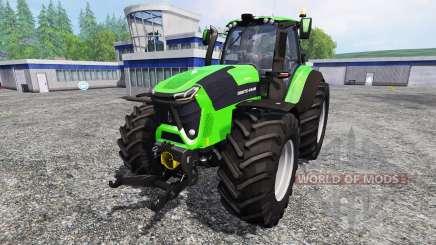 Deutz-Fahr 9340 для Farming Simulator 2015