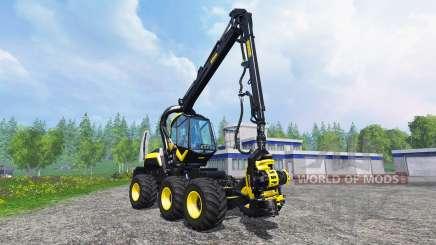 PONSSE EcoLog v2.0 для Farming Simulator 2015