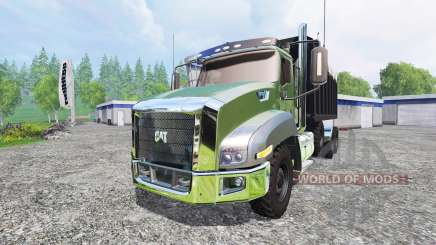 Caterpillar CT660 [tipper] для Farming Simulator 2015