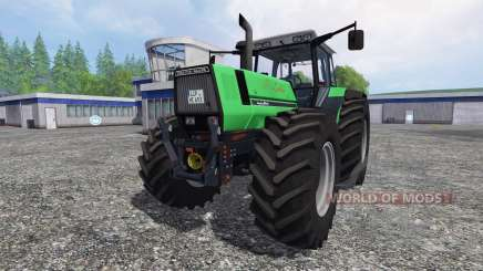 Deutz-Fahr AgroAllis 6.93 v1.1 для Farming Simulator 2015