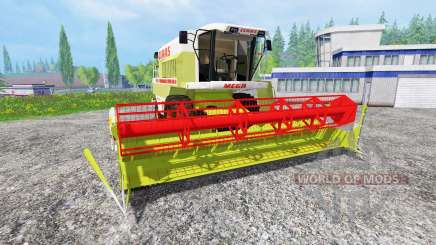 CLAAS Mega 204 для Farming Simulator 2015