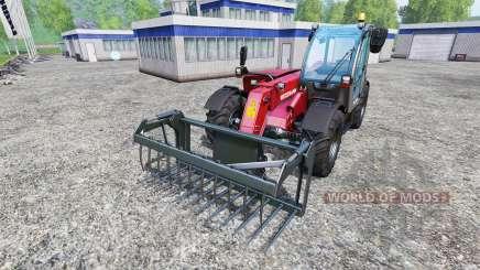 Weidemann T6025 для Farming Simulator 2015