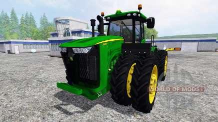 John Deere 9410R [triples] для Farming Simulator 2015