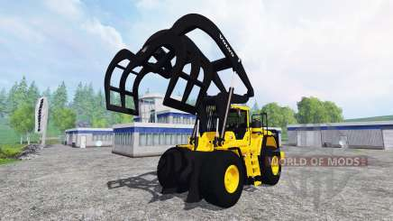 Volvo L180H для Farming Simulator 2015