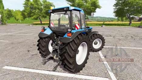 New Holland 8340 для Farming Simulator 2017
