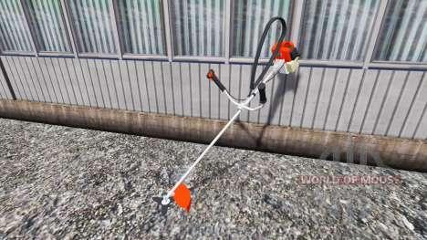 Stihl FS 80 [full] для Farming Simulator 2015