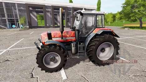 Deutz-Fahr AgroStar 6.61 racing для Farming Simulator 2017