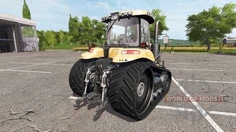 Challenger MT765E для Farming Simulator 2017