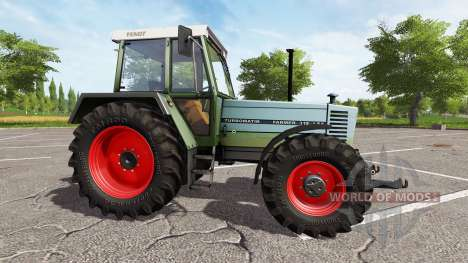 Fendt Farmer 312 LSA Turbomatik для Farming Simulator 2017