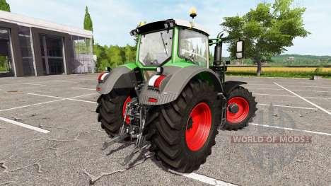 Fendt 936 Vario extended v2.1 для Farming Simulator 2017