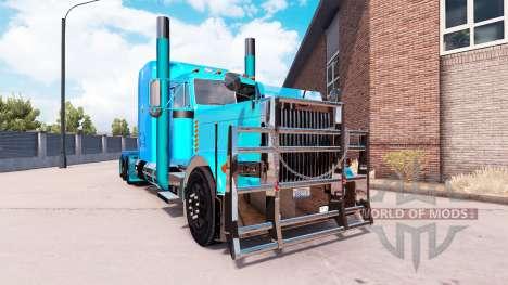 Peterbilt 379 remake для American Truck Simulator
