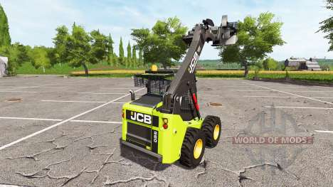 JCB 260 multicolor для Farming Simulator 2017