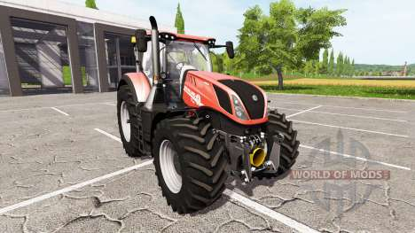 New Holland T7.290 для Farming Simulator 2017