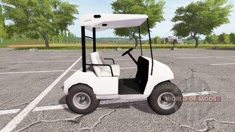 Машина для гольфа для Farming Simulator 2017