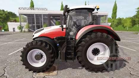 Steyr Terrus 6300 CVT ecotec v1.1 для Farming Simulator 2017