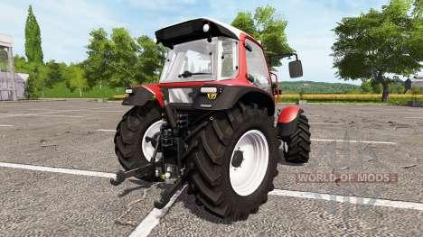 Lindner Lintrac 90 v1.1 для Farming Simulator 2017