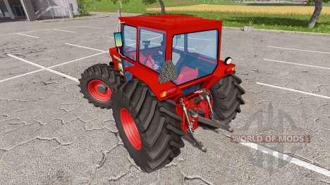 Volvo BM 810 для Farming Simulator 2017
