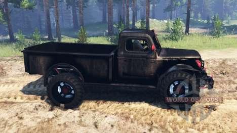 GTA V Bravado Duneloader для Spin Tires