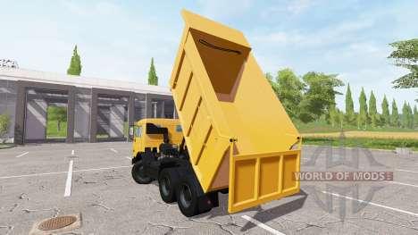 КАМАЗ-65115 евро2 для Farming Simulator 2017