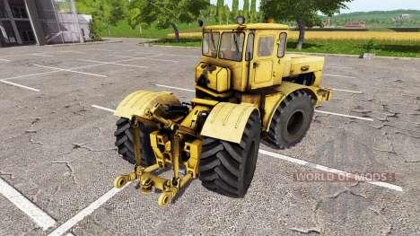 К-700А Кировец для Farming Simulator 2017